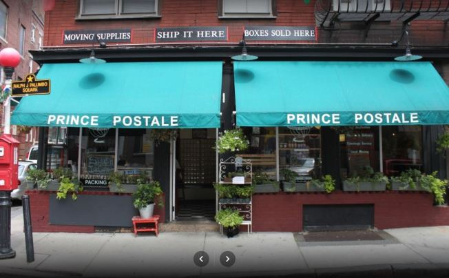 Prince Postale in North End Is Closing