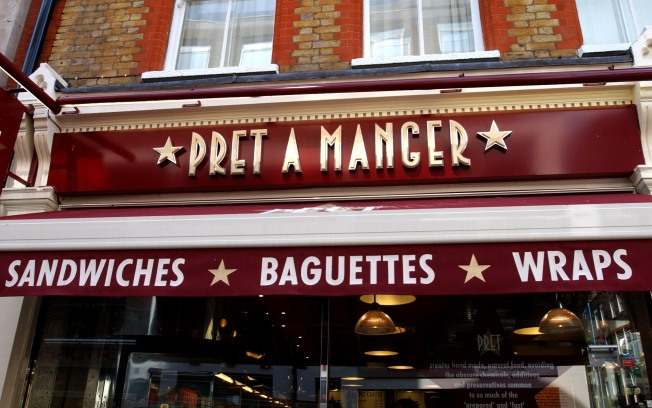 Pret A Manger to Open in Boston's South Station