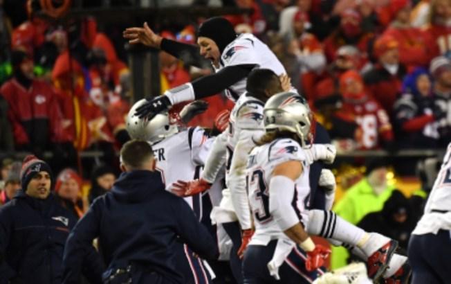 Patriots Super Bowl Bound, Again