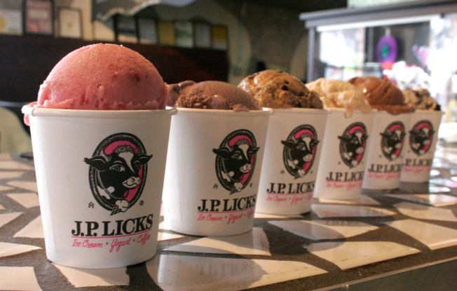 Grand Opening Celebration for New J.P. Licks