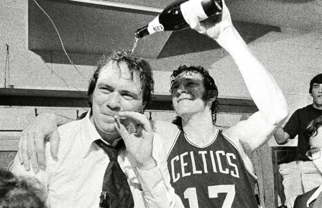 Tommy Heinsohn: Havlicek Often Overlooked Among Celtics Legends
