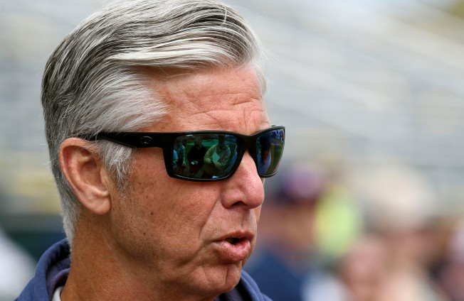 Dombrowski on Contract Extensions: 'We're Not Going to Do Anything Once the Season Starts'