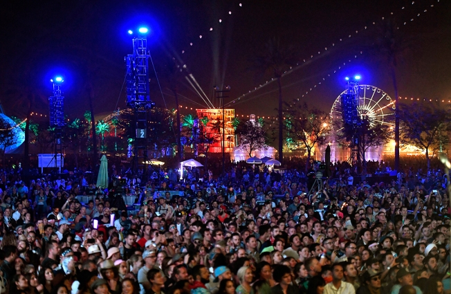 San Diego Man ID'd as Coachella Festival Worker Who Fell to His Death