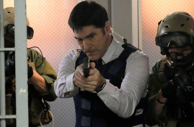 Thomas Gibson Fired From CBS' 'Criminal Minds' Following Onset Skirmish With Writer
