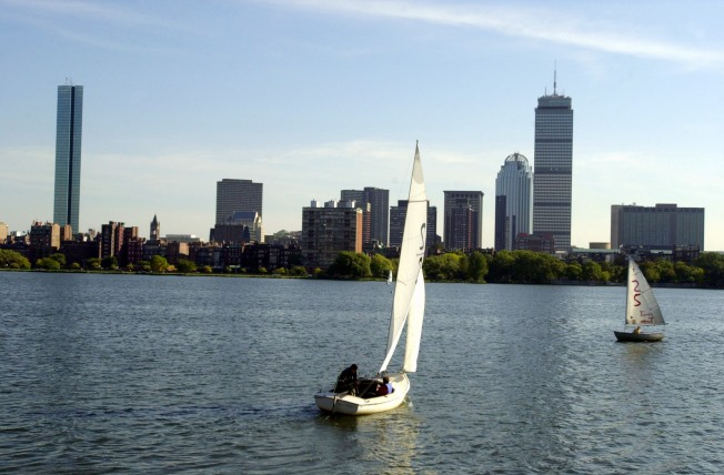 Boston Ranked Third Best Running City