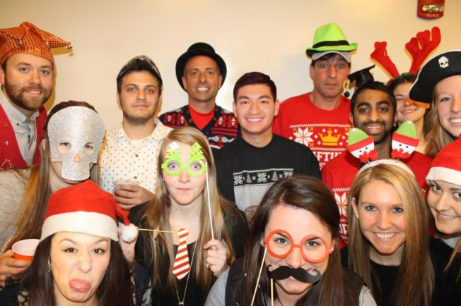 An Inside Look at How Boston Tech Companies Party for the Holidays