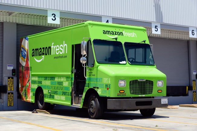 AmazonFresh Grocery Delivery Now Available in Boston
