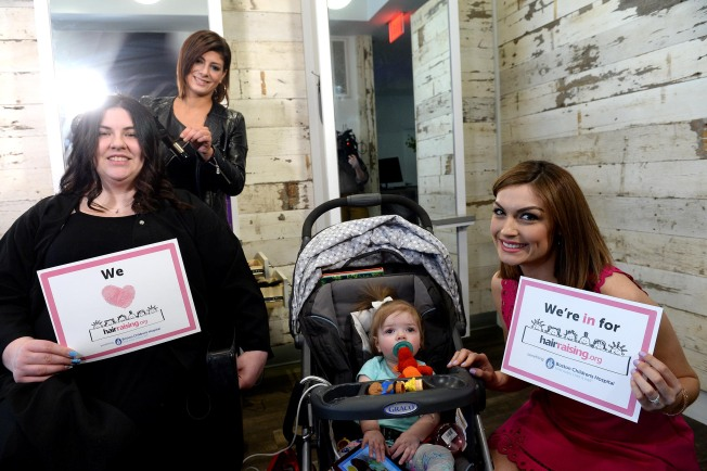 HAIRraising Cut-a-thon on May 21 to Benefit Boston Children's Hospital