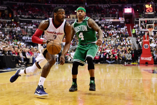 Wizards Ride 26-0 Run to Game 4 Win Over Celtics