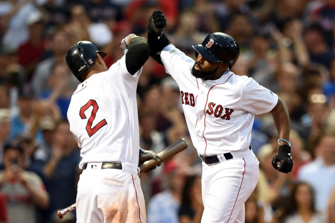 MLB Rumors: Red Sox Open to Trading Xander Bogaerts, Rick Porcello, Jackie Bradley Jr.?