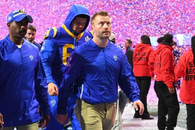 Sean McVay Gives Great Insight Into How Patriots' Defense Won Super Bowl LIII