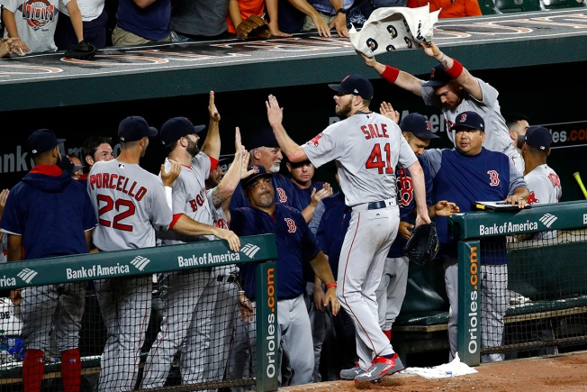 Red Sox AL Championship Series Tickets Set to Go on Sale Starting at $75