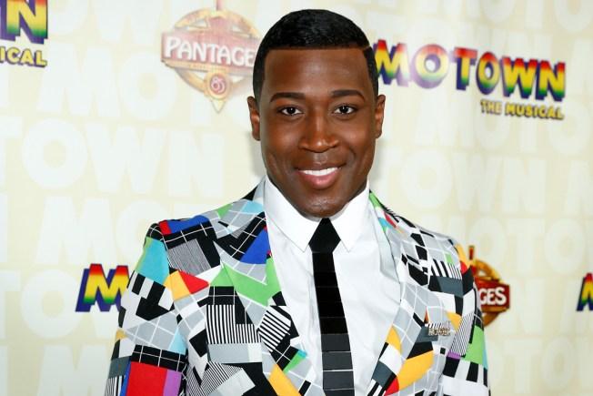 'Motown' Musical Actor Elijah Ahmad Lewis Complains of Racial Assault in Reno