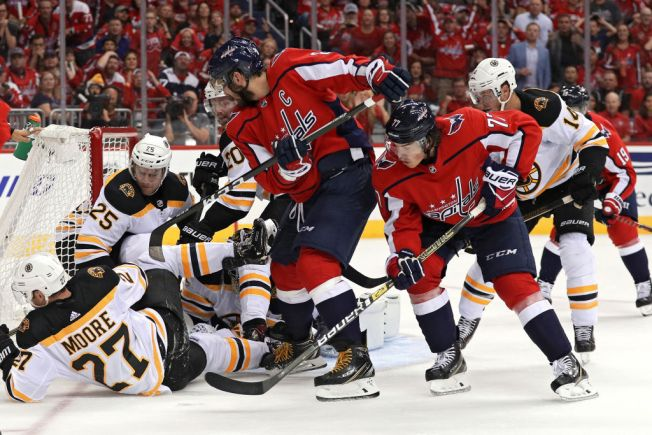aa4073e071e Bruins Trounced by Defending Stanley Cup Champion Capitals - NBC10 ...