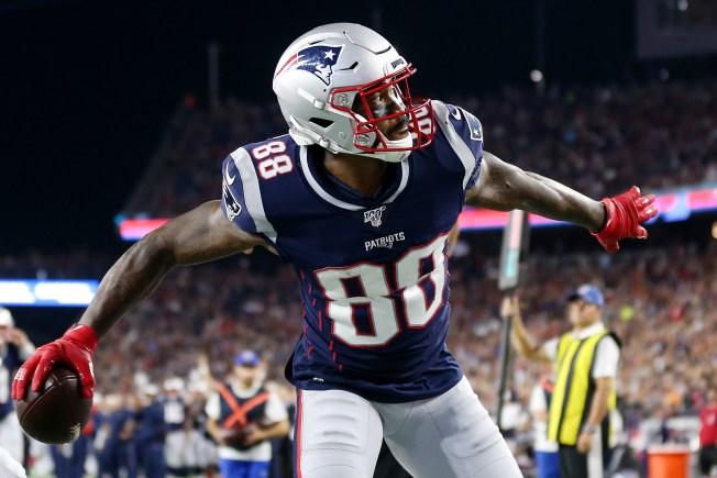 Report: Patriots Trade Demaryius Thomas to Jets