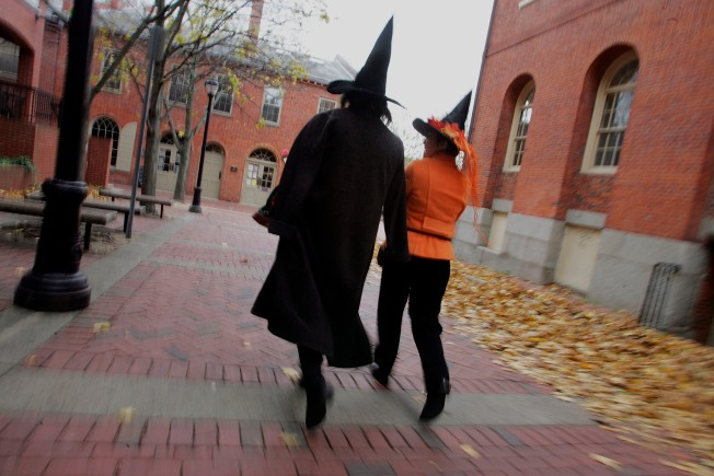 City of Salem, Massachusetts, Prepares for Busy Halloween Weekend
