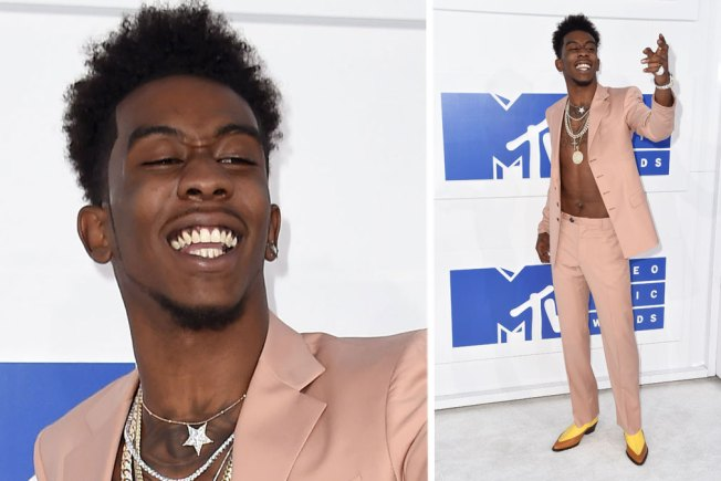 Desiigner Released Without Bail; Gun Charges Dropped: Report
