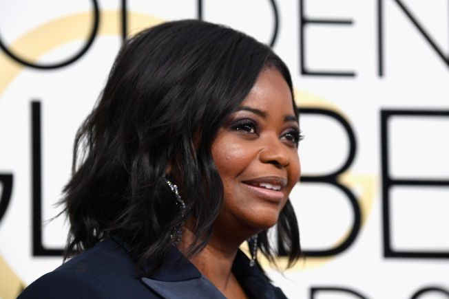 Octavia Spencer Named Hasty Pudding Woman of the Year