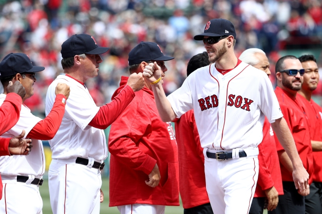 Picard: Chris Sale Makes Me Confident in the Red Sox