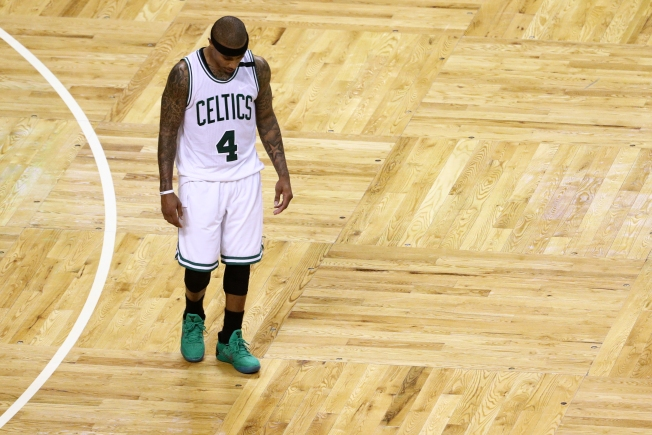 Isaiah Thomas: 'The Pain I am Feeling Right Now Is Impossible to Put Into Words'