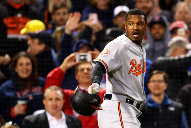 Kevin Gausman, Adam Jones Ejected From Red Sox Game