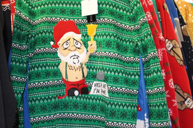 Enter to Win! NBC10 Boston's Ugly Holiday Sweater Contest