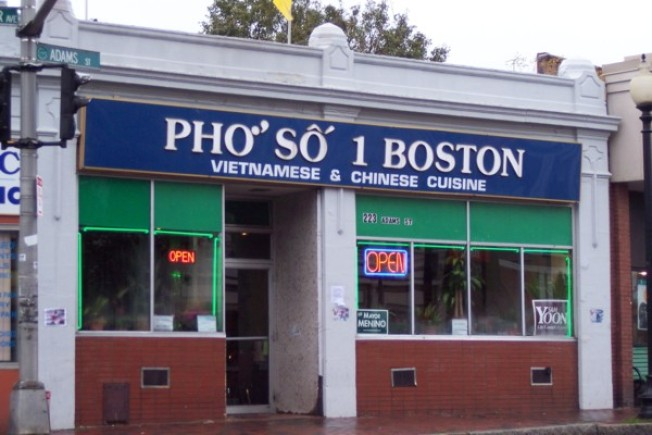 Pho So 1 in Dorchester Looking to Get a New Lease on Life