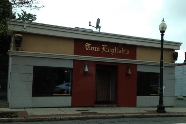 Tom English's in Dorchester to Be Sold