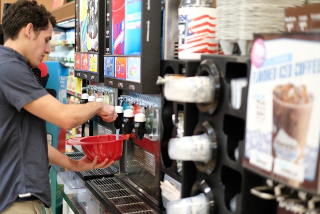 7-Eleven's Bring Your Own Cup Day Returns This Weekend