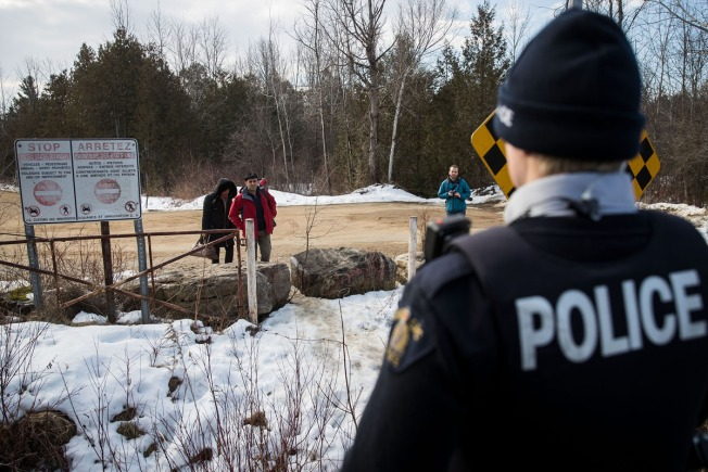 Statistics Show Illegal Northern Border Crossings Increasing