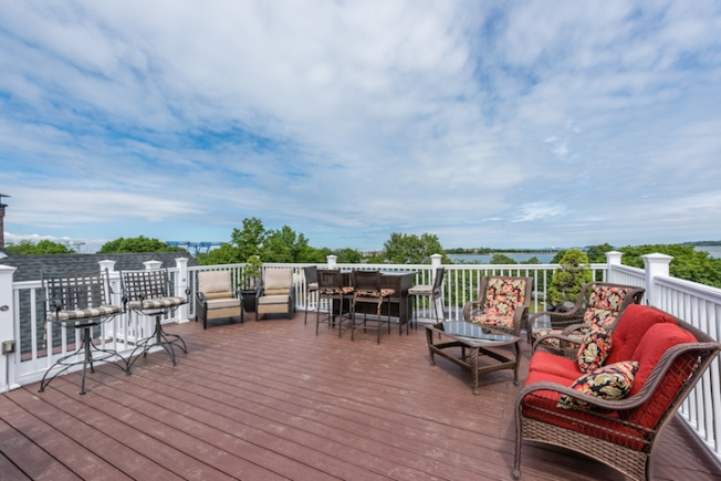 On the Market: Stunning Southie Condo With Roof Deck