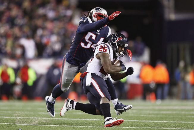 Dont'a Hightower, 2 Other Key Patriots Return to Practice