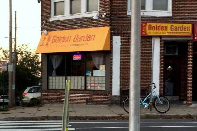 Golden Garden in Belmont Has Closed