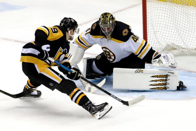 Highlights, Low Points From Bruins' 4-2 Loss to Penguins