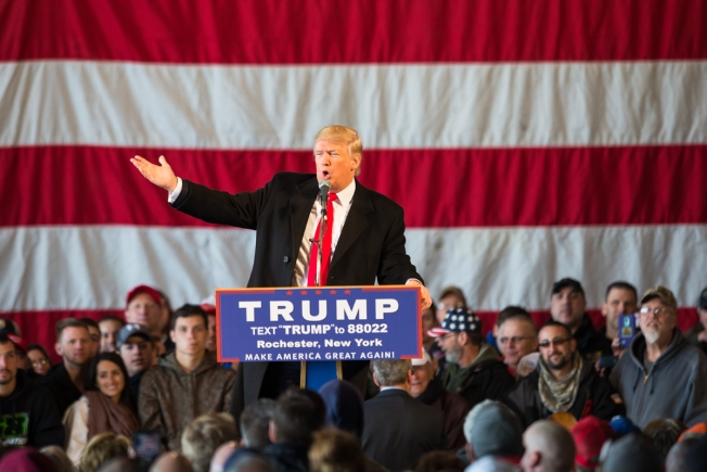 Illegal Hush-Money Paid at Trump's Direction: DOJ