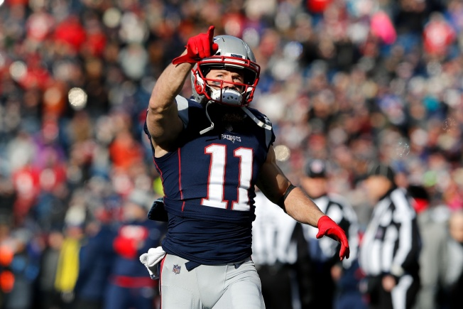 Julian Edelman's AFC Title Game Hype Video Has Simple Message for Haters