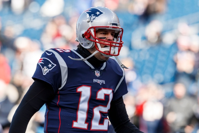 Patriots QB Tom Brady Gives Perfect Quote on His Cold-weather Dominance