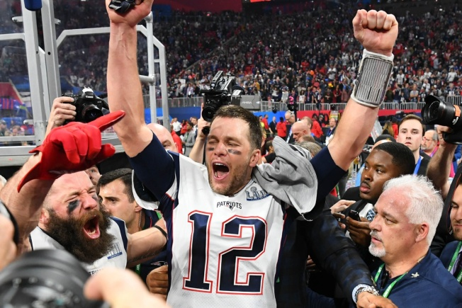 Tom Brady Has Excited, Expletive-Laced Reaction to This Free Agent Signing