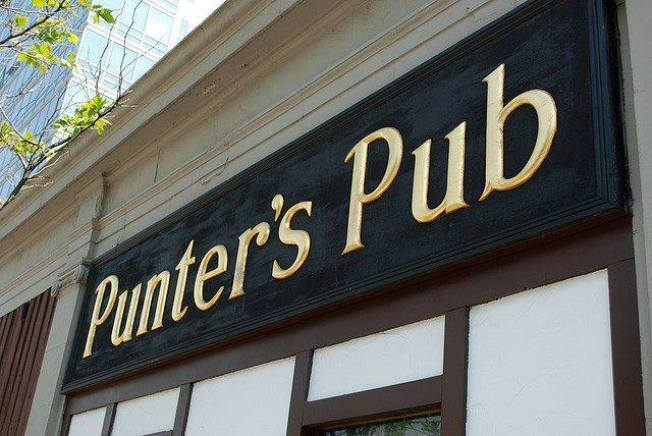 Punter's Pub in Boston Has Closed