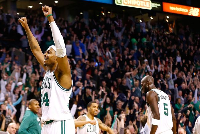 Celtics to Retire Paul Pierce's Number 34 in February