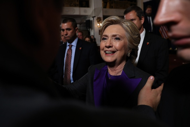 Clinton Blames Comey for Stopping Campaign Momentum: Source