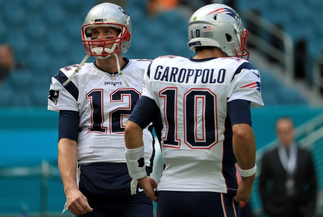 Picard to Bill Belichick: Embrace What You Have With Tom Brady