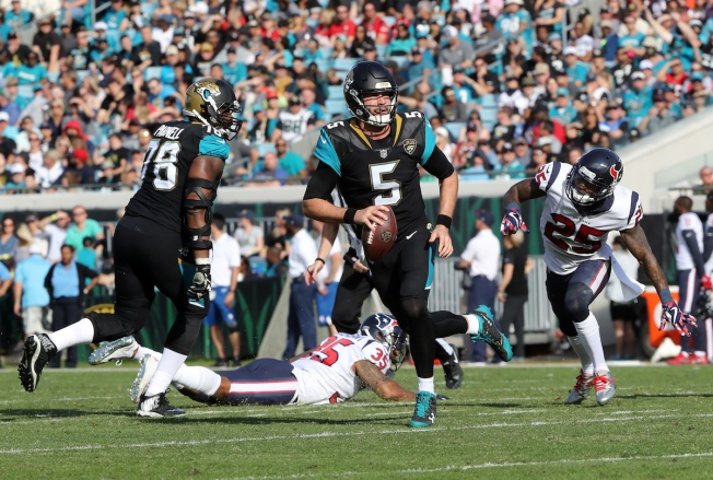 Jacksonville Jaguars at Pittsburgh Steelers — AFC Divisional Sunday