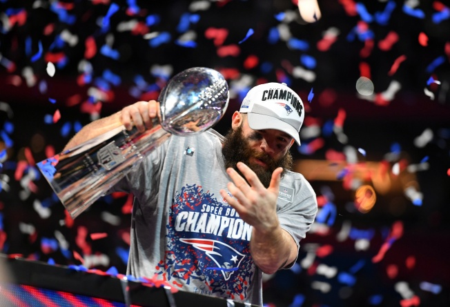 Patriots Reveal Awesome Behind-the-scenes Footage From Super Bowl LIII