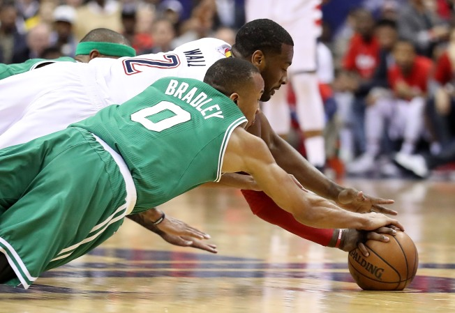 John Wall's game-winner pushes Wizards past Celtics, forces Game 7