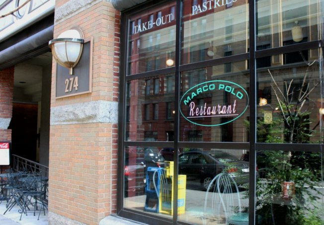 Marco Polo in Boston's Fort Point Is Closing