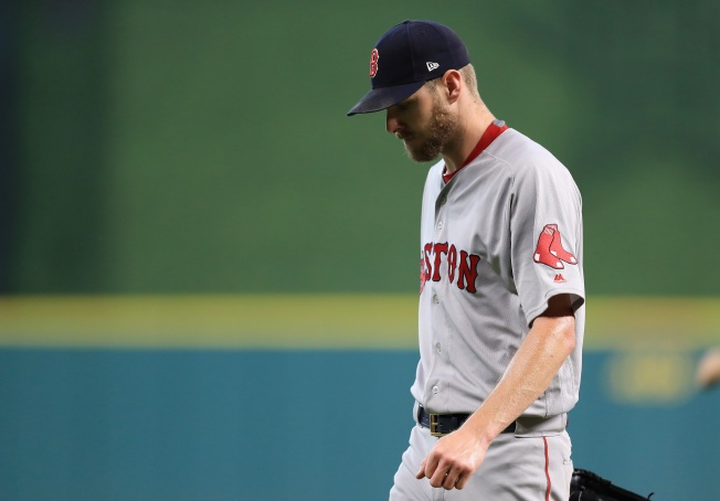 Do the Red Sox Even Have a Chance Against the Astros?