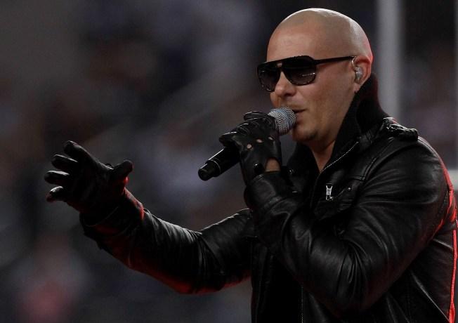 Hurricane Dorian Forces Pitbull to Postpone LA County Fair Concert