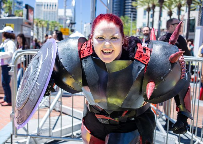 [G 2019] Costumes of San Diego Comic-Con 2019