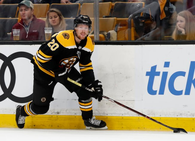 Nordstrom Making His Bruins Season Debut Vs. Avalanche